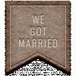 Good Life Feb 21_ Banner-We got married  Chipboard