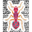Good Life June 21_Bug 6-Puffy Sticker