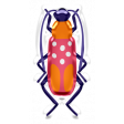 Good Life June 21_Bug 7-Puffy Sticker