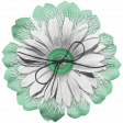 Good Life June 21_Flower Layered-Green White