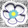 Good Life June 21_sticker flower 8