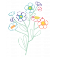Good Life June 21_Flower 4-sticker