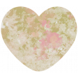 Good Life July 21_Heart Mixed Media-Green Pink