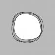 Pocket Card Template Kit #9_Pocket Card-Doodle Circle 4x4
