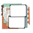 Pocket Cluster Kit #14_Pocket Cluster Template_2 Opening-Pompoms Doily Stars