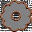 Templates Grab Bag Kit #42 - cork flower