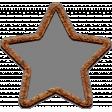 Templates Grab Bag Kit #42 - cork star
