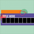 Layout Templates Kit #73 - Template 73d