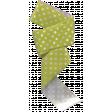 Good Life Aug 21_Ribbon Dots-Green White