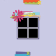 Layout Templates Kit #75 - Layout template 75g