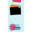 Travelers Notebook Layout Templates Kit #28 - Layout Template 28d