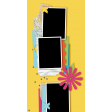 Travelers Notebook Layout Templates Kit #28 - Layout Template 28f