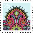 Good Life Aug 21 Collage_Postage Stamp-Flower Design