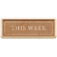 The Good Life: September 2021 Elements Kit - wood this week