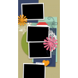 Travelers Notebook Layout Templates Kit #29 - Layout Template 29c