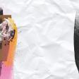 Good Life Oct 21_Mixed Media Canvas-Cardboard Paint
