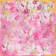 Good Life Oct 21_ Painted Paper-Flowers Pink Yellow