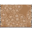 Good Life Oct 21_Washi Tape-Flower Circle-Brown