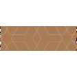 Good Life Oct 21_Washi Tape-Geo Design-Brown