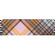 Good Life Oct 21_Washi Tape-Plaid-Black Yellow Pink-Diagonal