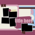 Layout Template 112