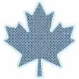 Our House Mini Kit - Spotted Blue Maple Leaf