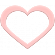 Our House Mini Kit - Rubber Heart