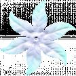 Winter Arabesque Mini Kit - Purple Silk Flower