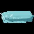 Winter Arabesque Paint - Teal