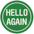 Wandering Road Paper Coin - Hello Again