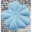 Here & Now Flower - Light Blue