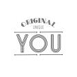 Here & Now Original You 4x6 Pocket Card