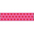 Video Game Valentine Washi - Hearts