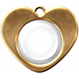 Charm Template 1b Gold