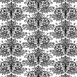 Damask 13 - Paper Template