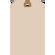 Oregonian Tag - Tan