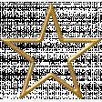 Birdhouse Element Wire Star