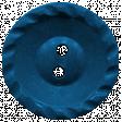 Oregonian Button - Blue