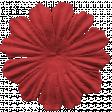 Oregonian Silk Flower - Red