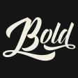 Be Bold Journal Card 4x4 Bold