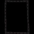 Doodle Frame 02 3x4