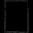 Doodle Frame 03 3x4