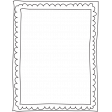 Doodle Frame 05 3x4