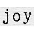 Confidence Word Snippet Joy