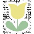 Confidence Tulip Yellow