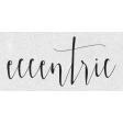 Bohemian Word Eccentric