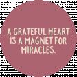 Thankful Harvest Word Circle Miracles
