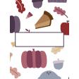 Thankful Harvest Journal Card 03 3x4