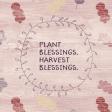 Thankful Harvest Journal Card 07 4x4