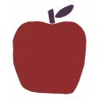 Thankful Harvest Sticker Apple 2